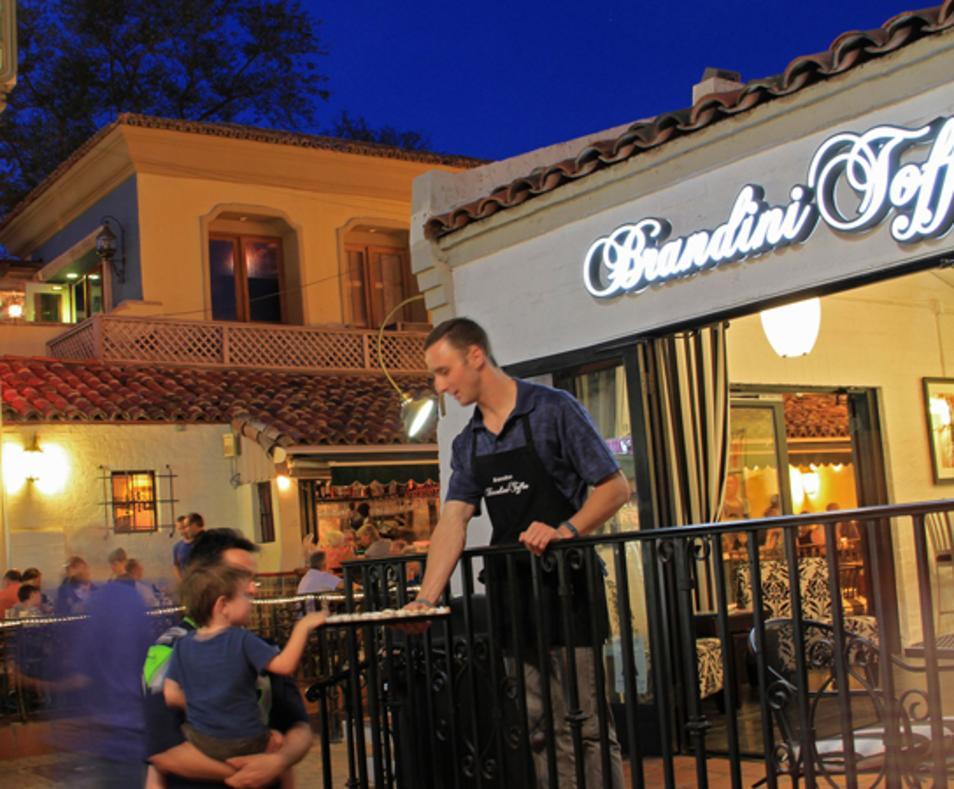 Brandini Toffee Palm Springs