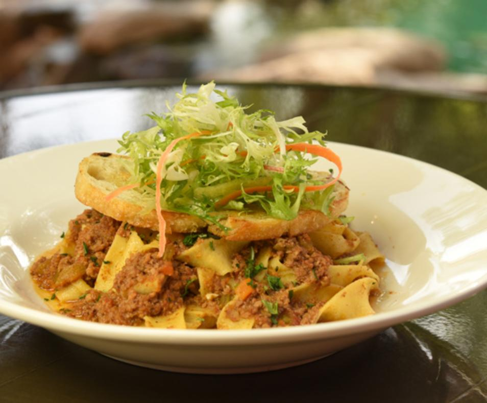 Chill Offer: Pappardelle alla bolognese