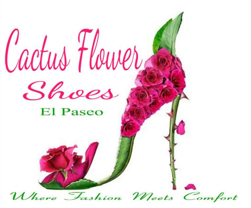 Cactus Flower Shoe Salon