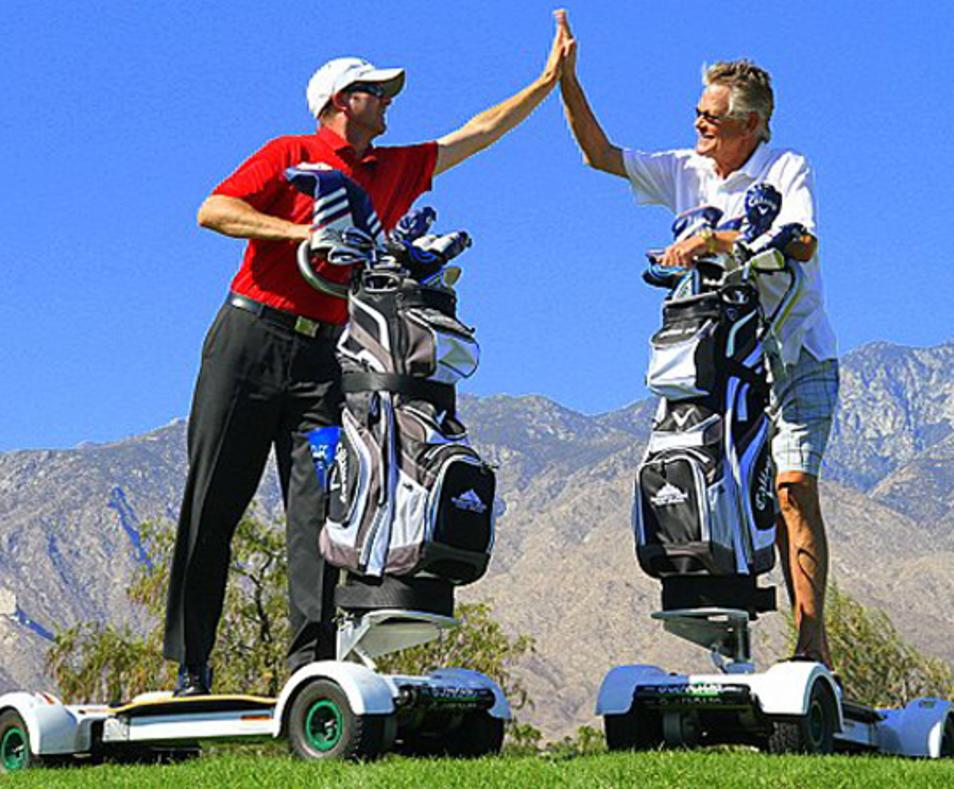GolfBoards at Tahquitz Creek