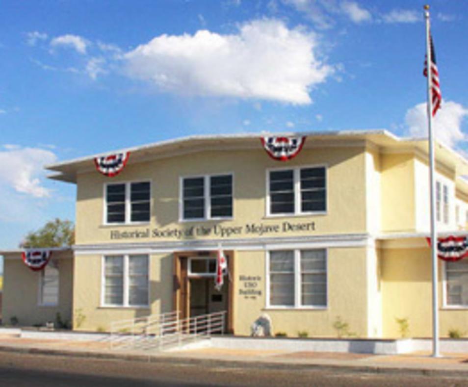Historical Society of the Upper Mojave Desert