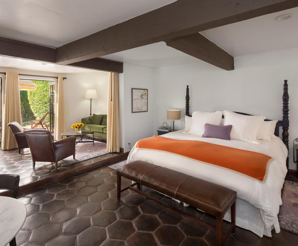 Ingleside Inn Room