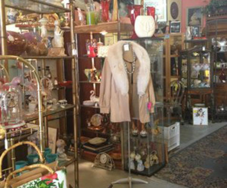 The Little Shop of Treasures