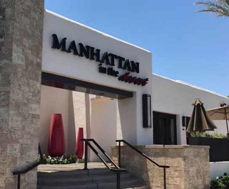 Manhattan in the Desert
