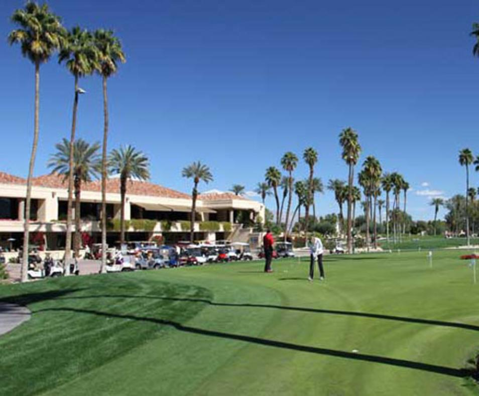 Mission Hills Country Club