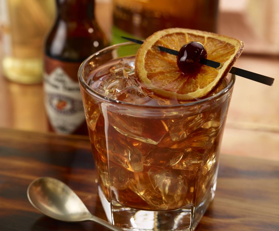 Ruth's Chris new fashioned