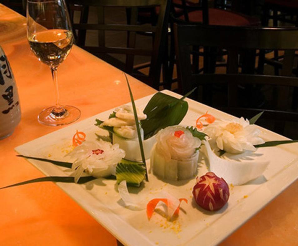 Okura Robata Grill and Sushi Bar