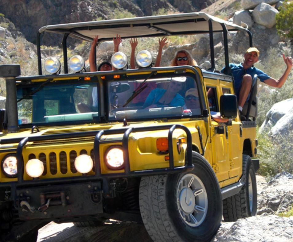 Adventure Hummer Tours