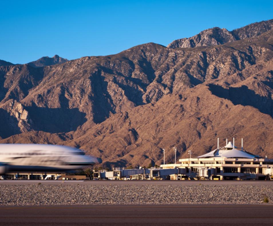Palm Springs International Airport (PSP)