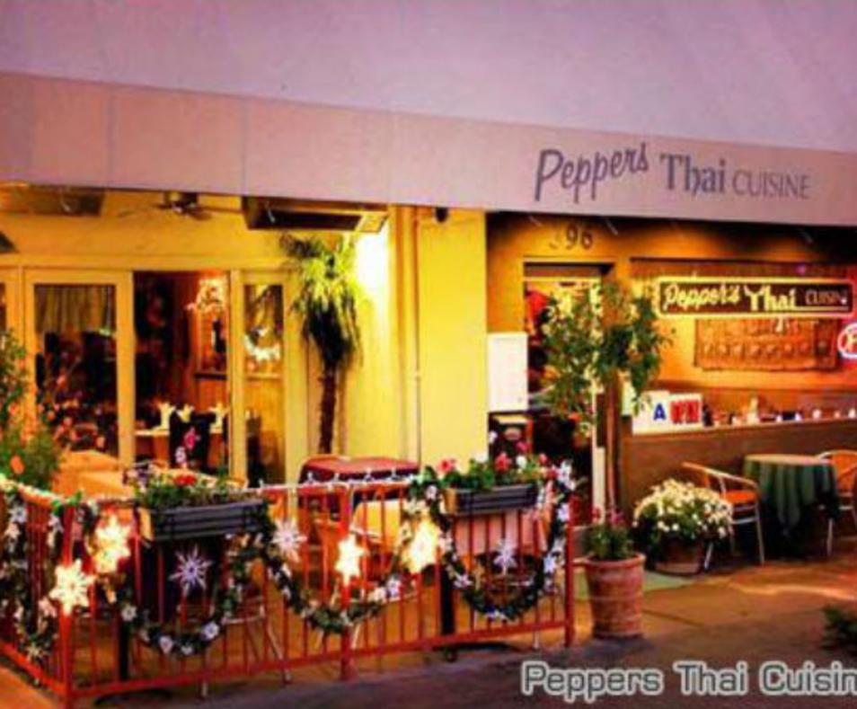 Peppers Thai Cuisine