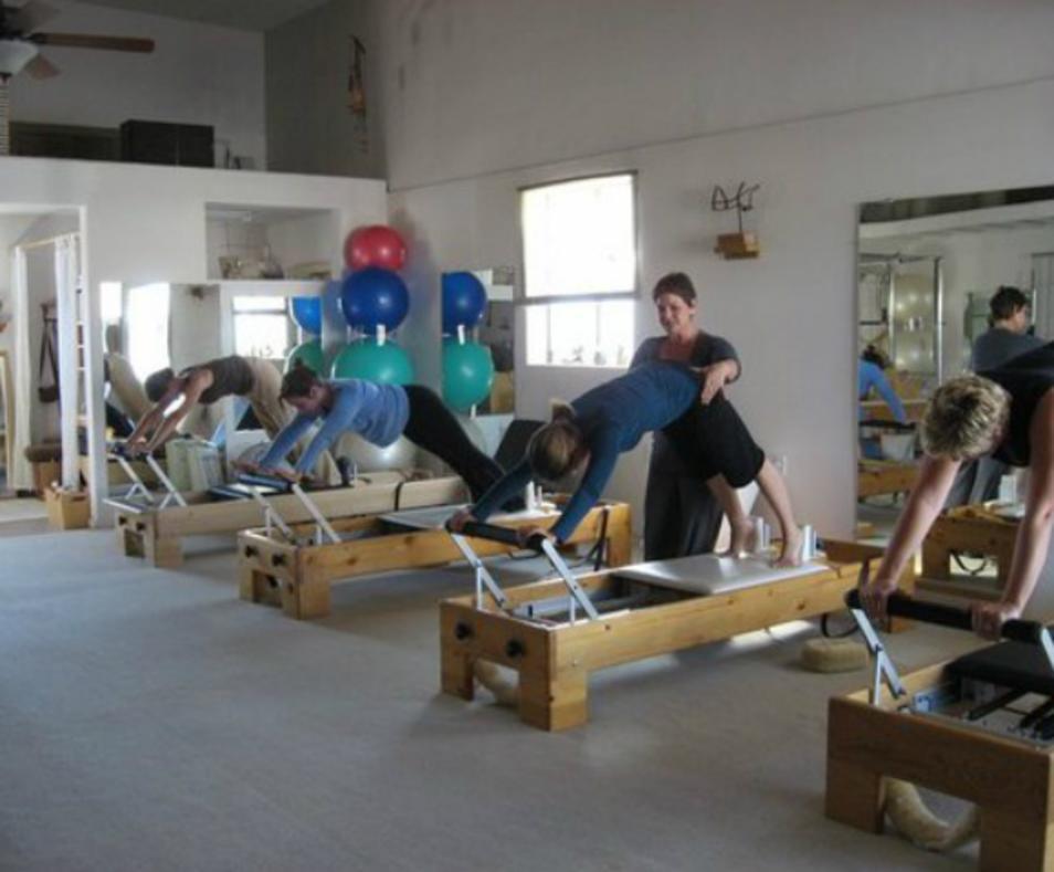 Pilates Palm Springs