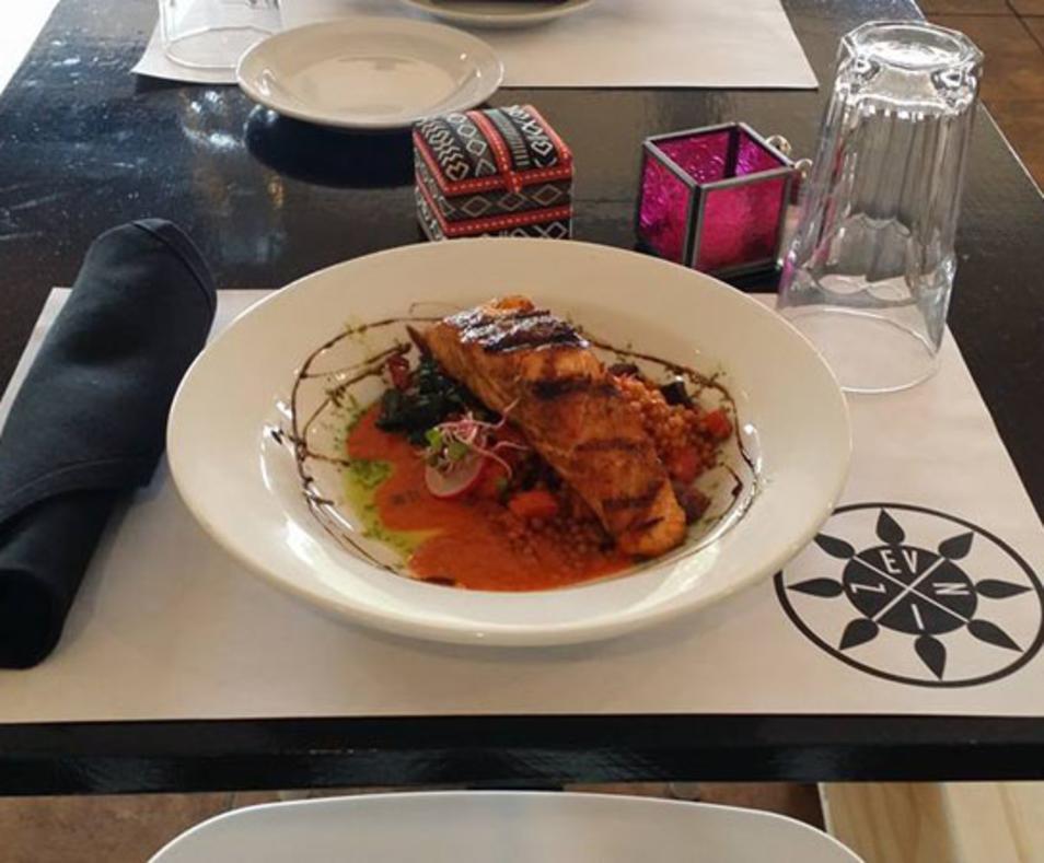 Evzin Mediterranean Cuisine