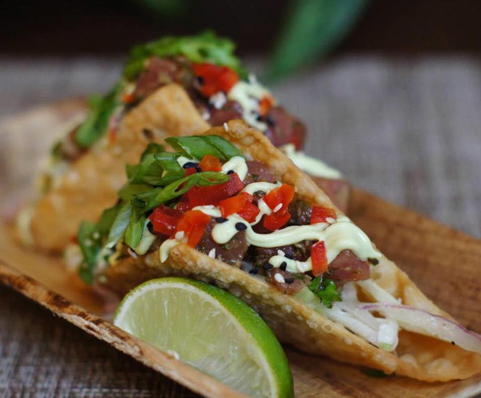 The Marlin Bar tacos