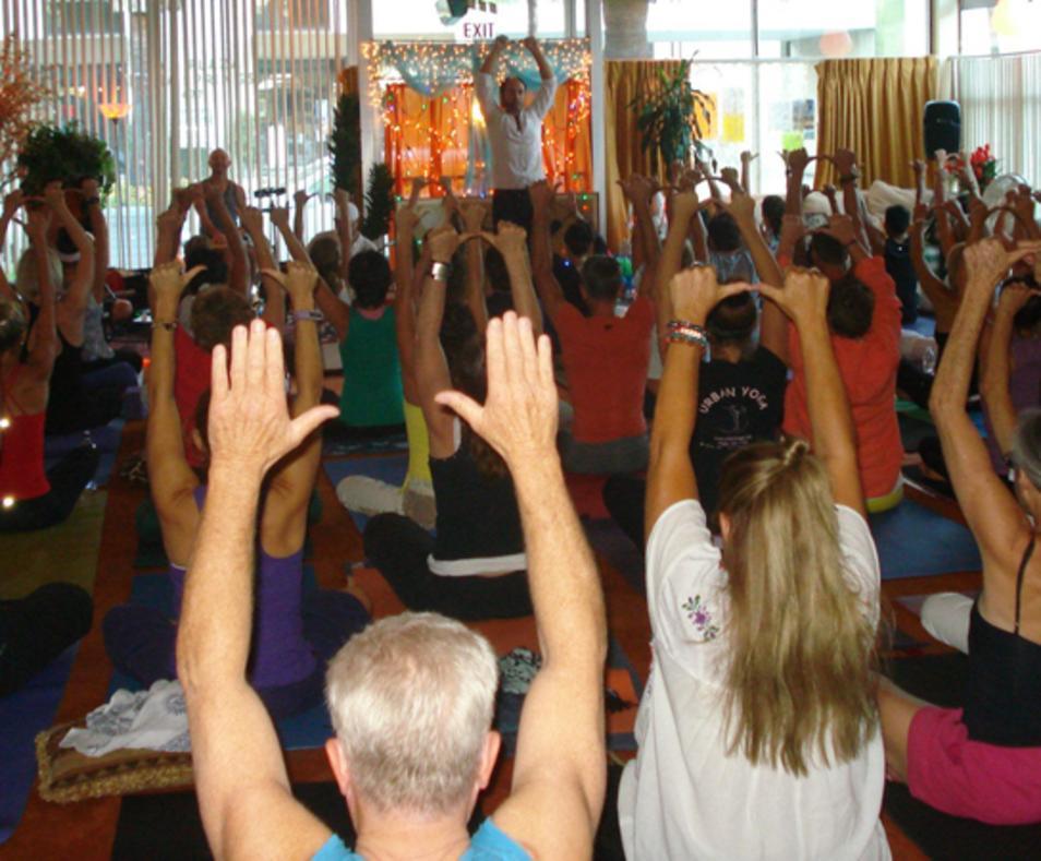 Urban Yoga Center