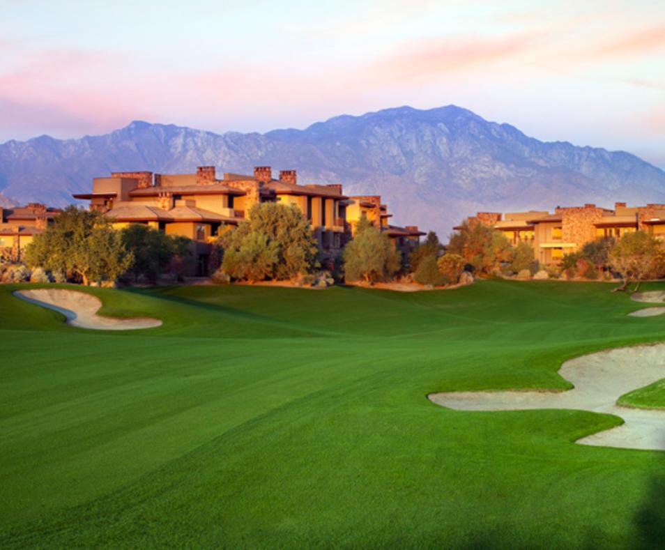 Westin Desert Willow golf course
