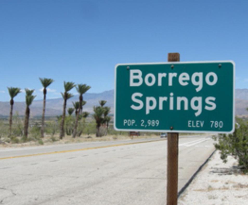 Borrego Community Concert Association