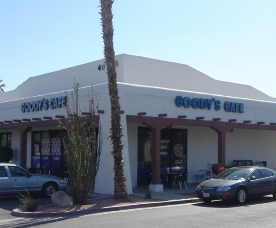 Goody's Café
