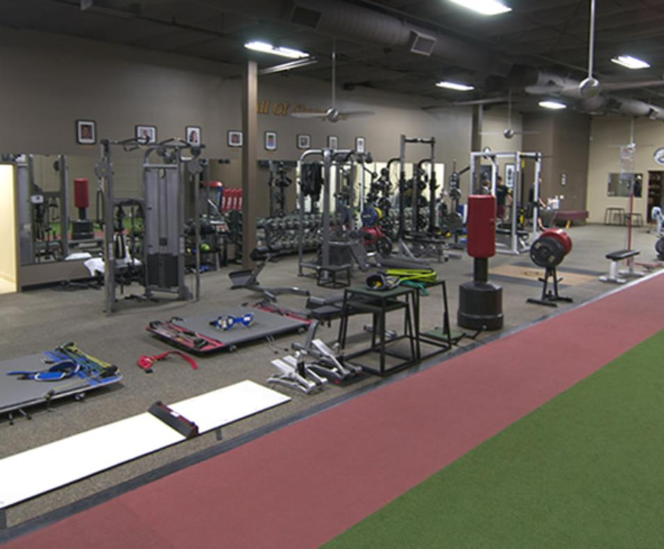 Kinetix Health and Performance Center