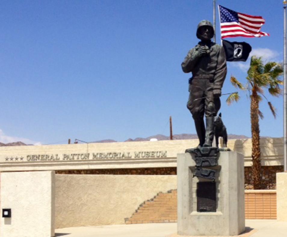 General Patton Memorial Museum