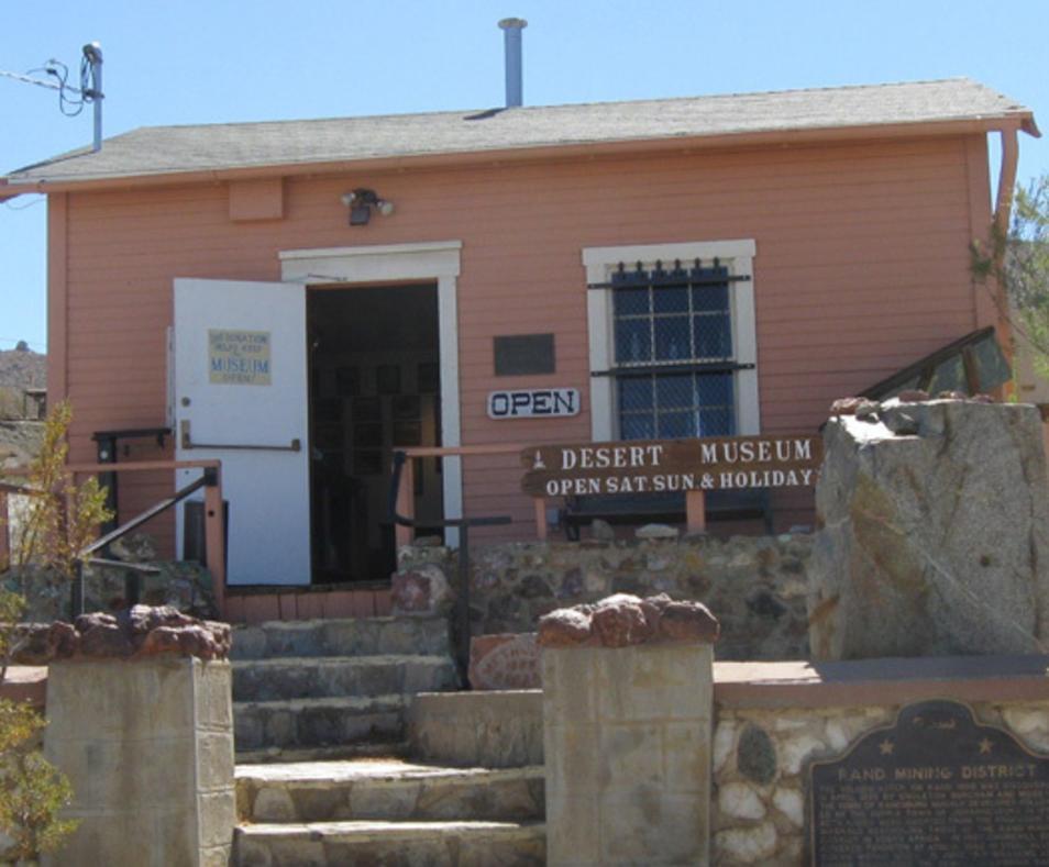 Rand Desert Museum