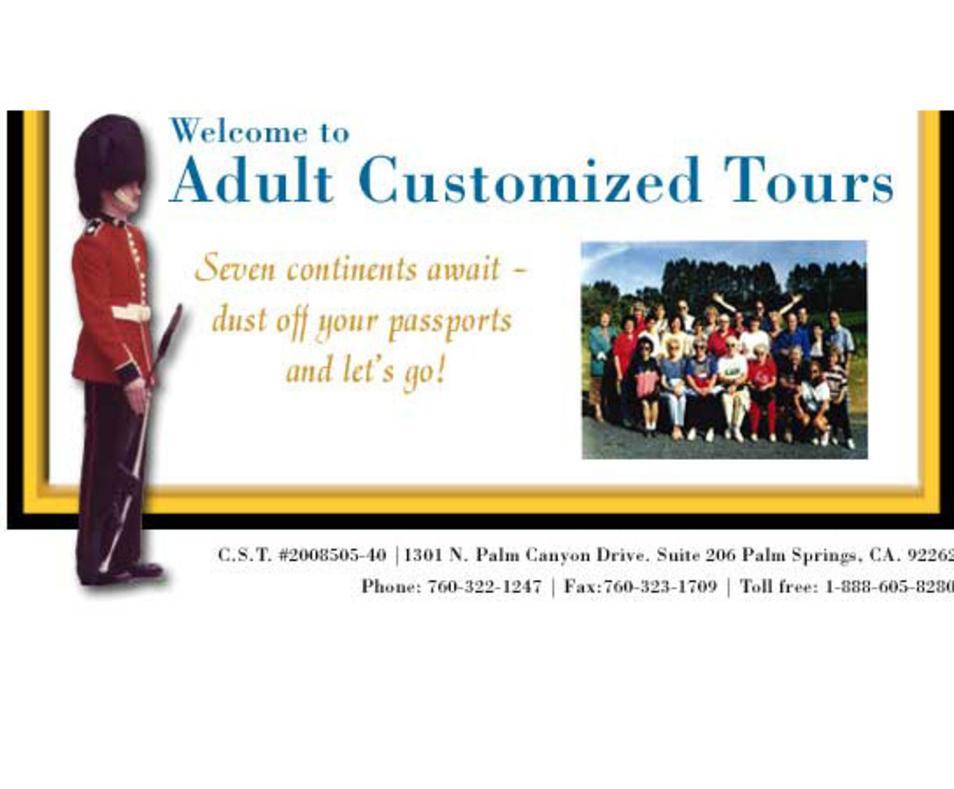 ACT Tours