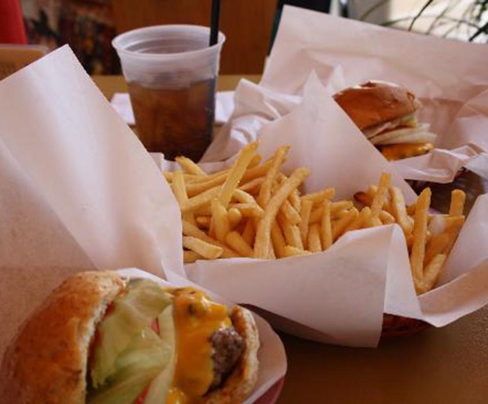 Tyler's Burgers