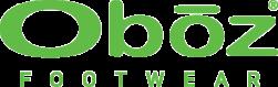 Oboz Logo Green Transparent BG