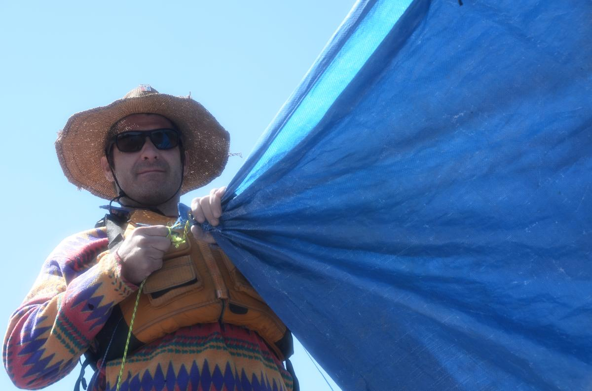 Bayou Vermilion Excursion: Setting Sail