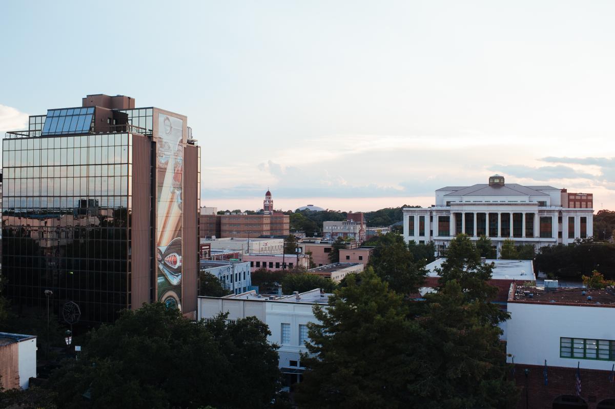 Downtown Lafayette