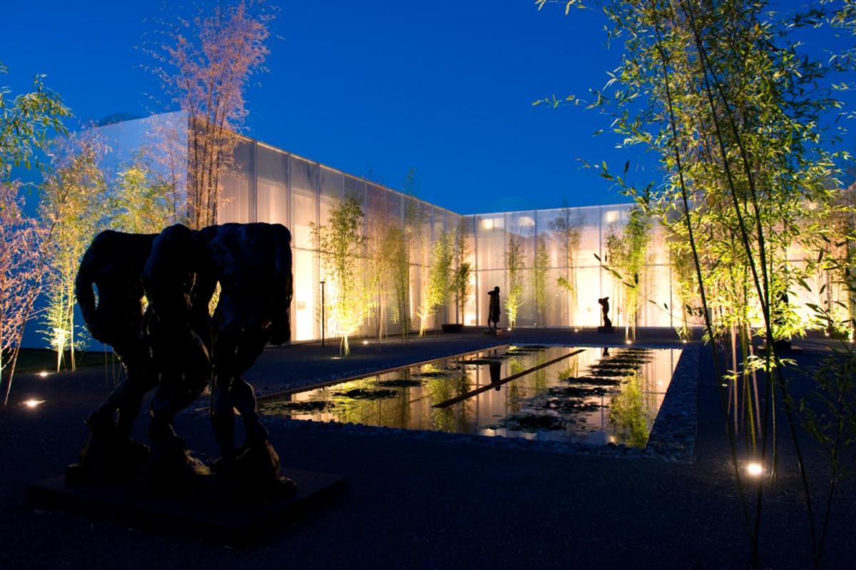 North Carolina Museum of Art Rodin Garden