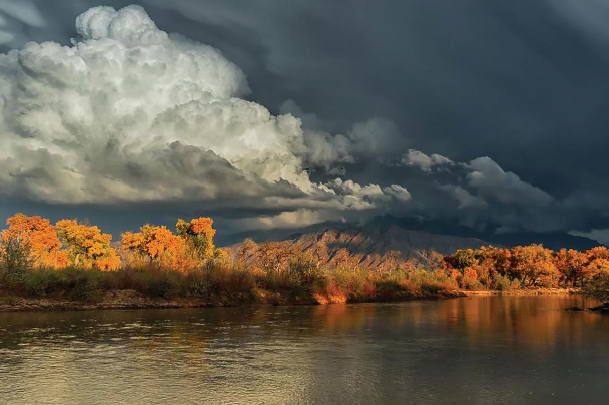 Autumn Along the Rio Grande