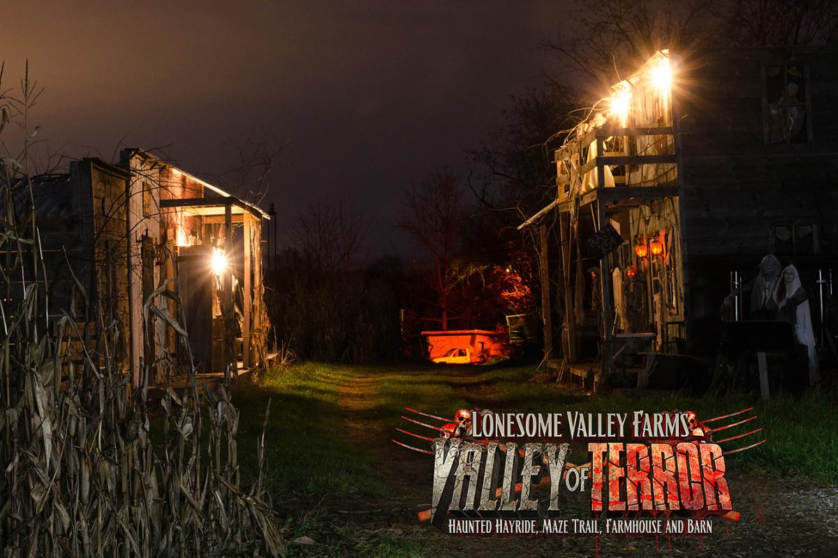Lonesome Valley Farm's Valley of Terror