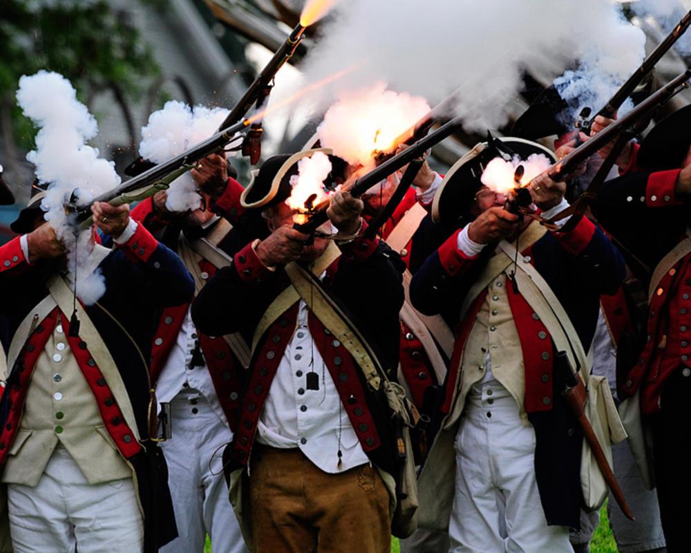 Artillery Demonstrations