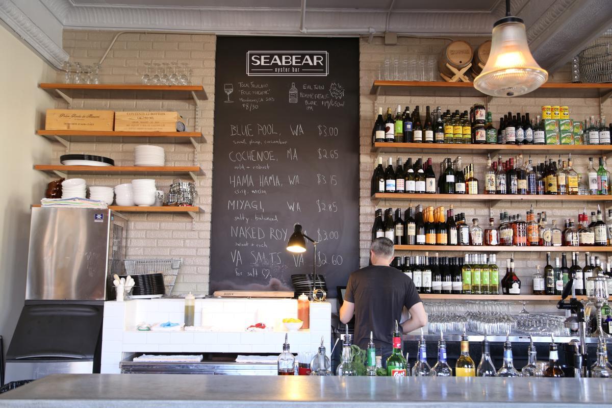 Seabear Oyster Bar Dining