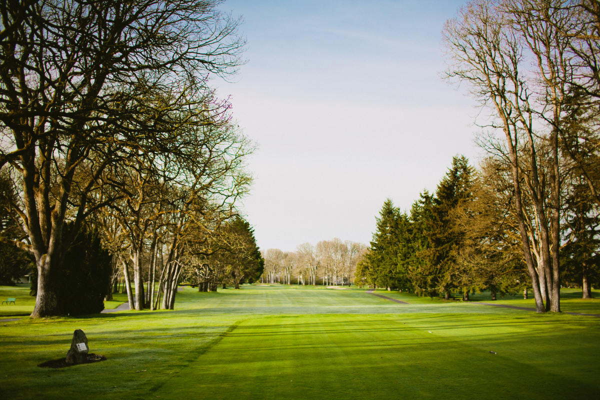 Oakbrook Golf Course in Lakewood, Wa