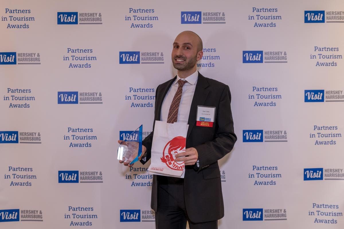 """Ralph Vartan - Tourism Award Winner 2016 - """"Above & Beyond"""""""