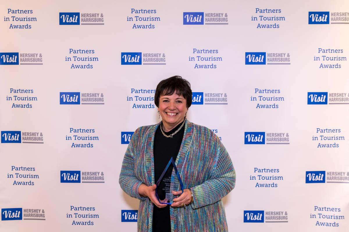 Colette Silvestri - Tourism Award Winner 2016 - Bring It Home Award