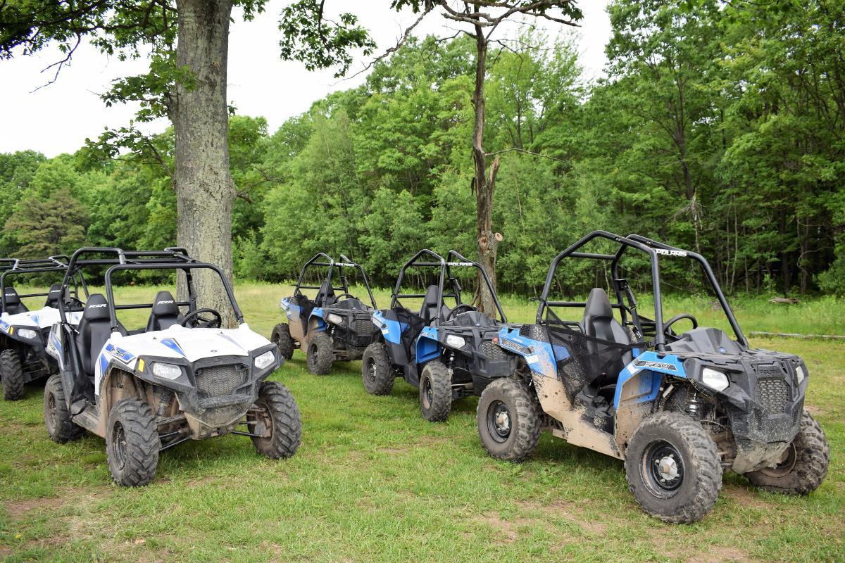 UTV Adventures at  Pocono Outdoor Adventures