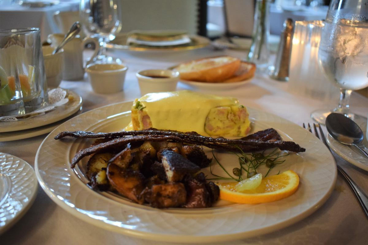 Farm-to-Table Dining at the French Manor
