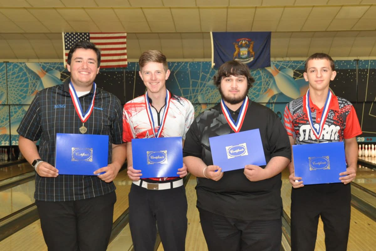 Youth Boys Bowlers