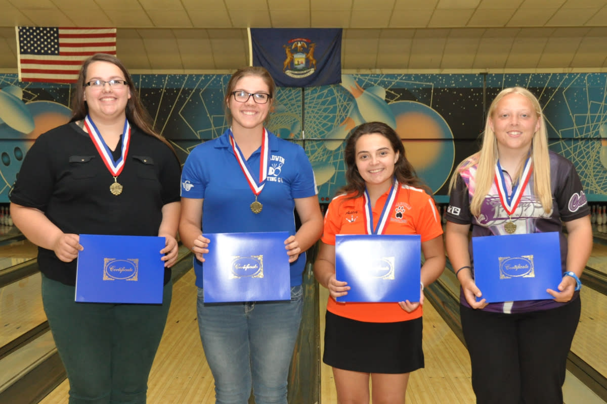 Youth Girl Bowlers