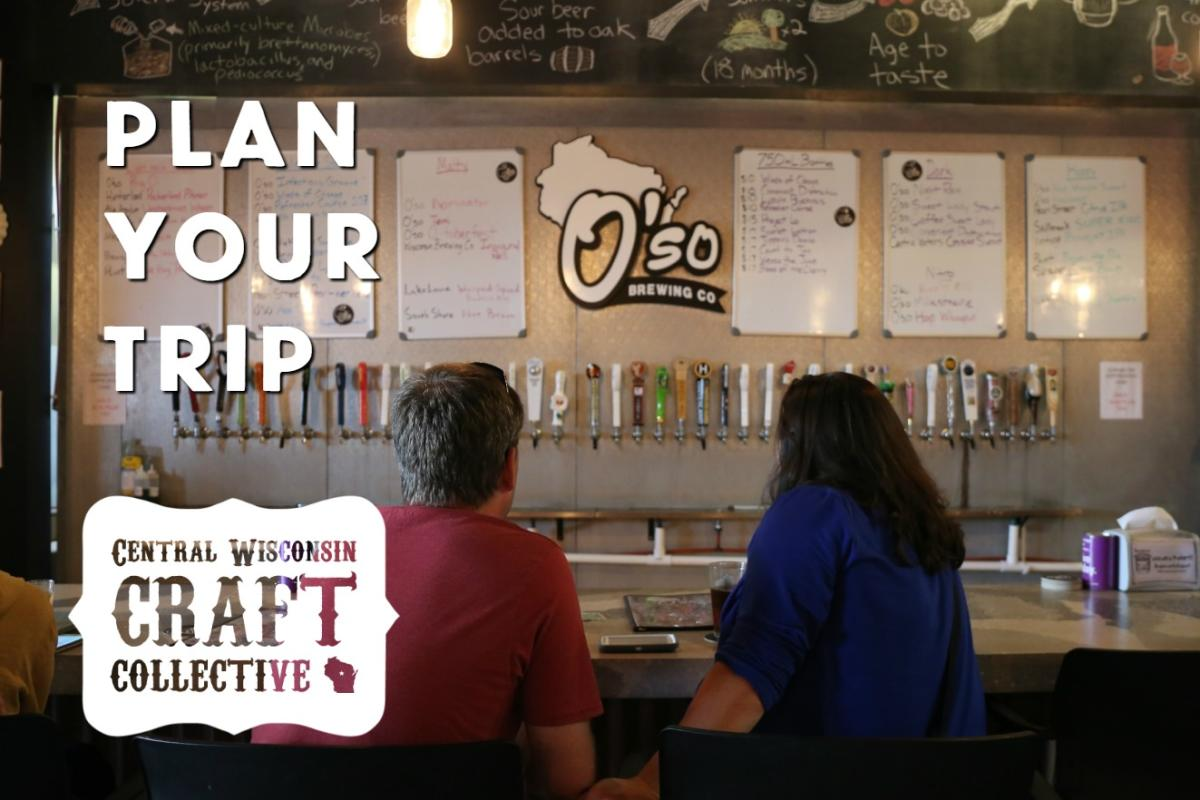 Plan your trip - O'so Brewing Company