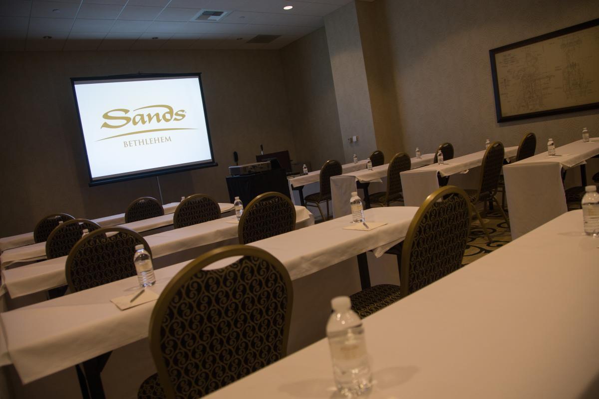 Sands Bethlehem Meetings 02 Discover Lehigh Valley