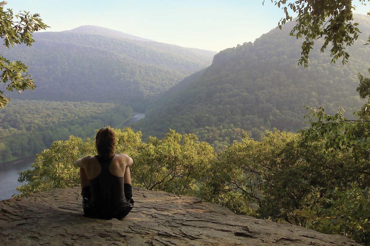 Hiking in the Laurel Highlands