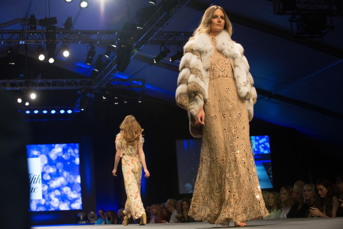 Saks at Fashion Week El Paseo
