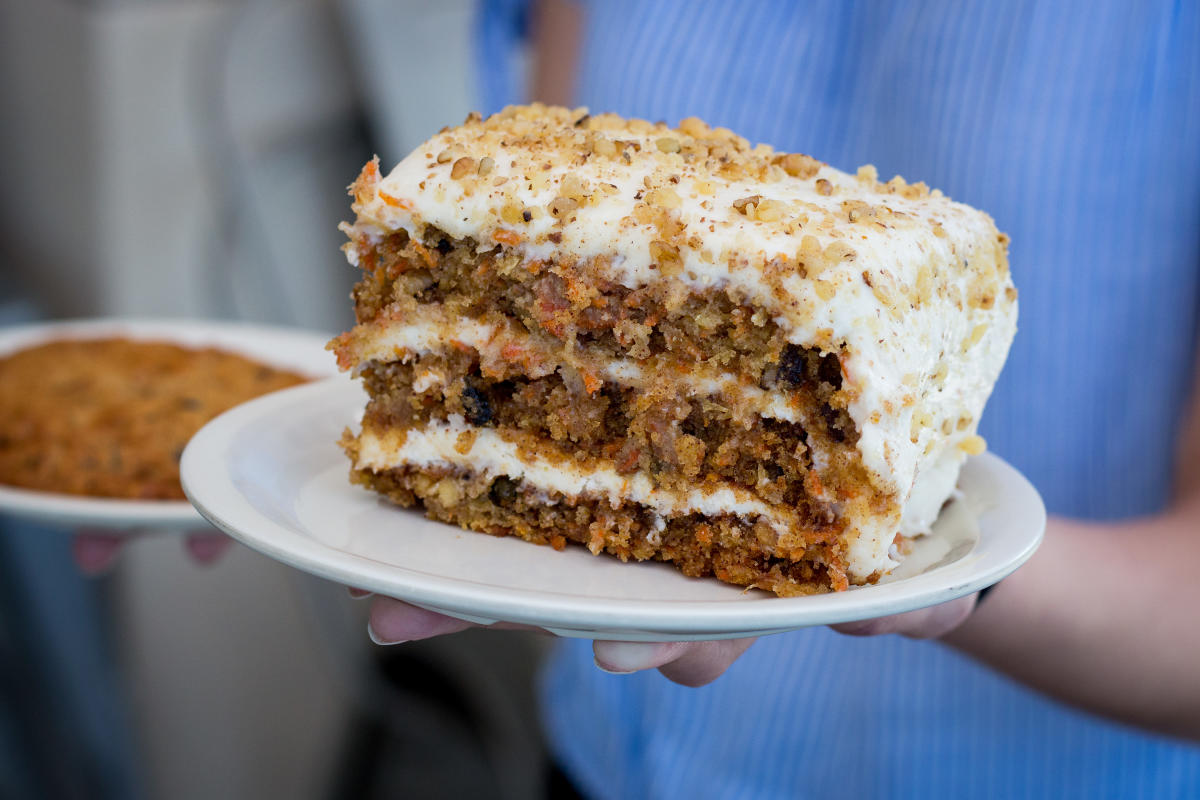 Stonefire Grill Carrot Cake