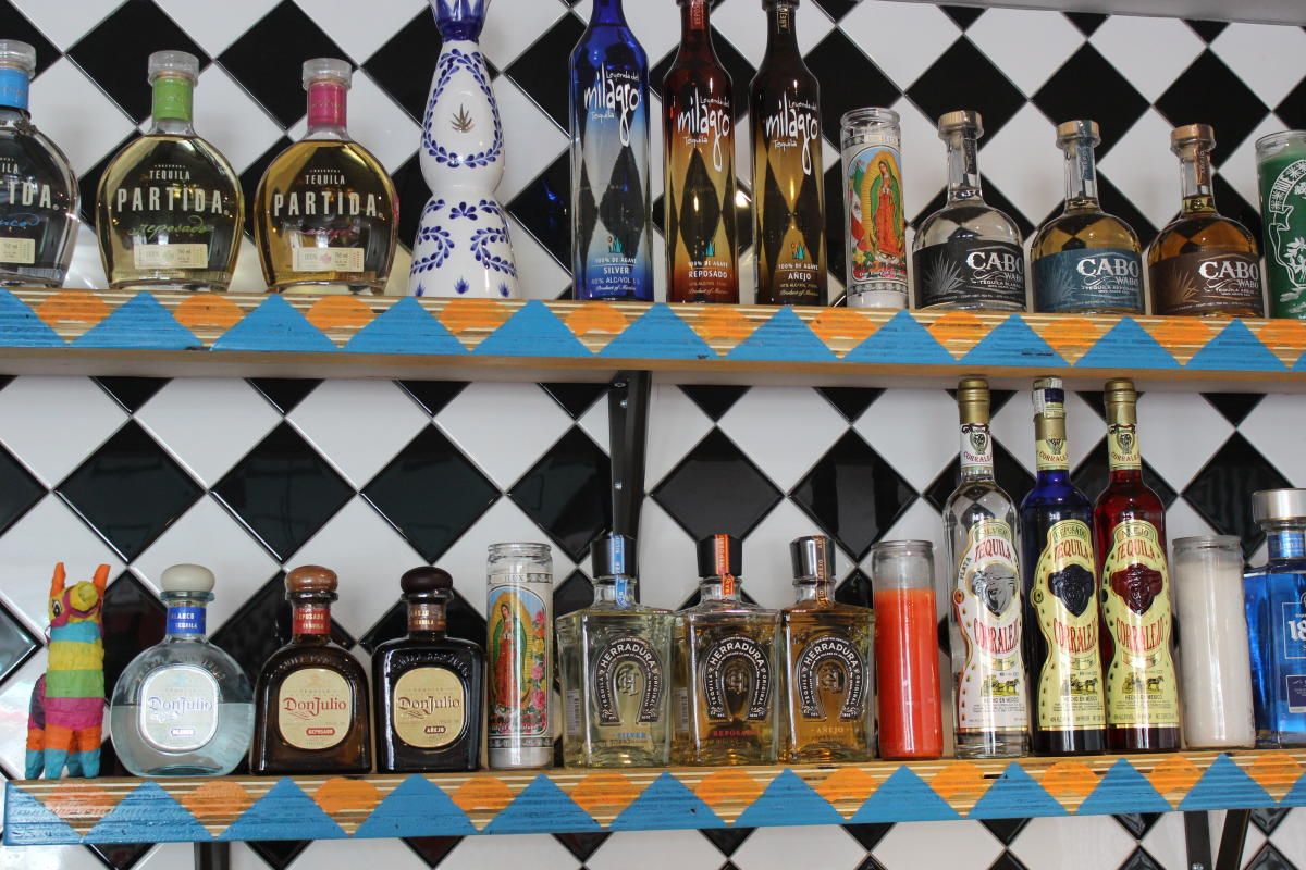 Taqueria Feliz Horsham Tequila