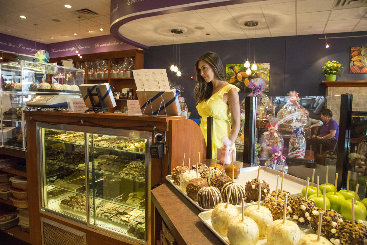The Royal Chocolate at Virginia Beach Town Center