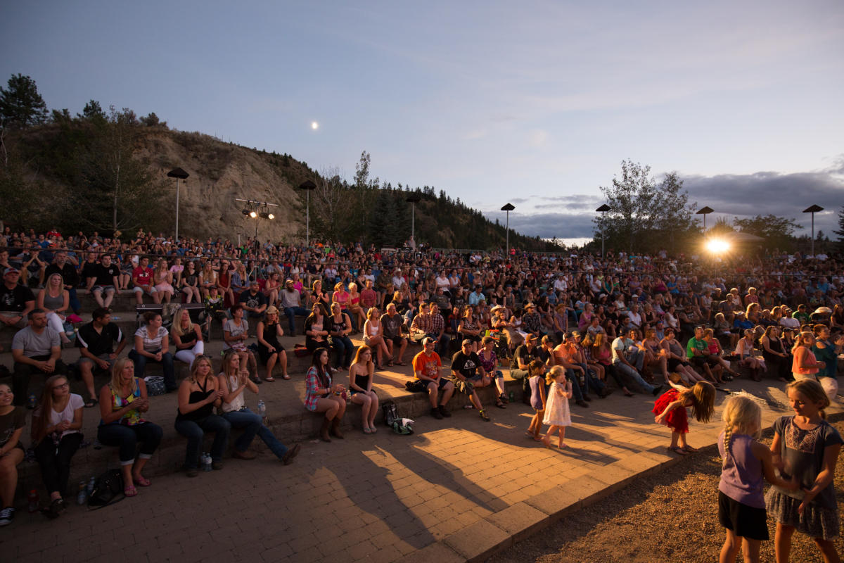 BC Wildlife Park Concert