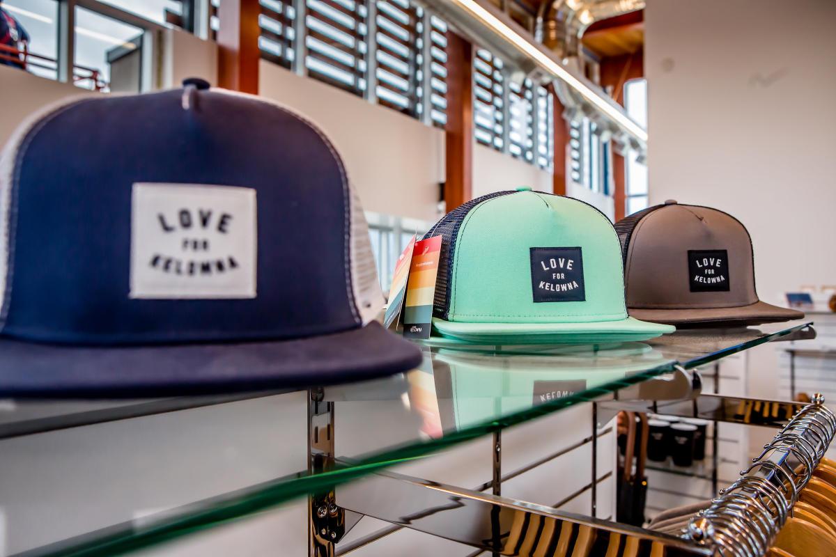 Photo of Love for Kelowna hats